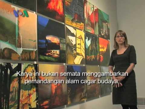Pameran Seni Kontemporer Indian - Dunia Kita Ep. Batik, Budaya & Pendidikan