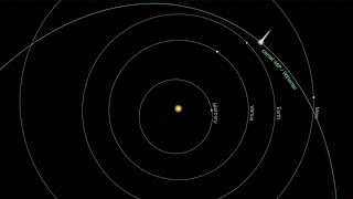 Comet 46P/Wirtanen approaches Earth
