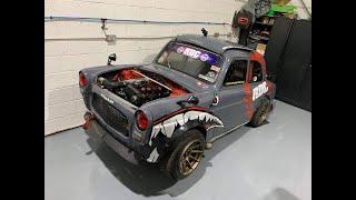 Old cars! New tricks! Retro Drift challenge