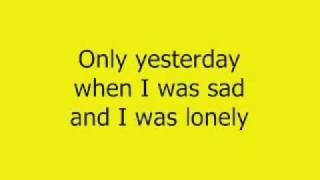 Carpenters - Only Yesterday - 1975