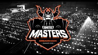 SMITE Masters @ Dreamhack 2016: June 18 - 20 on HiRezTV