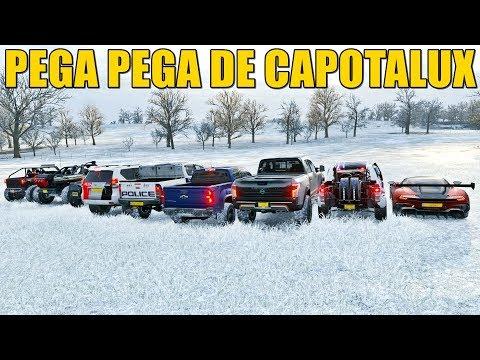 FORZA HORIZON 4 - PEGUE ME SE FOR CAPAZ DE CAPOTALUX - GAMEPLAY thumbnail