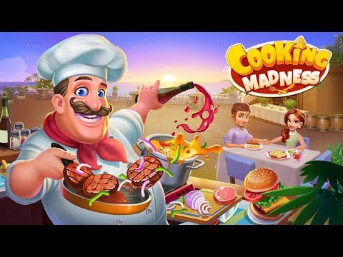 Cooking Madness - A Chef's Restaurant Games Android Gameplay