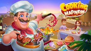 Cooking Madness - A Chef's Restaurant Games Android Gameplay screenshot 1