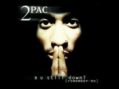 2pac - Starin' Through My Rearview 1997 (Instrumental)
