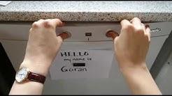 Kämppävideo - Kaasujääkaappi
