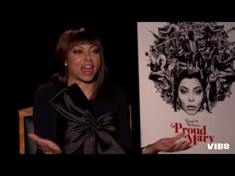 Taraji P. Henson Discuses Deeper Meaning Behind 'Proud Mary'