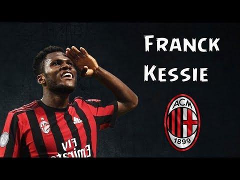 Franck Kessie ● Skills, Tackles & Goals ● Milan