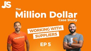 Working with Suppliers 🌎 I MDCS | EP 5