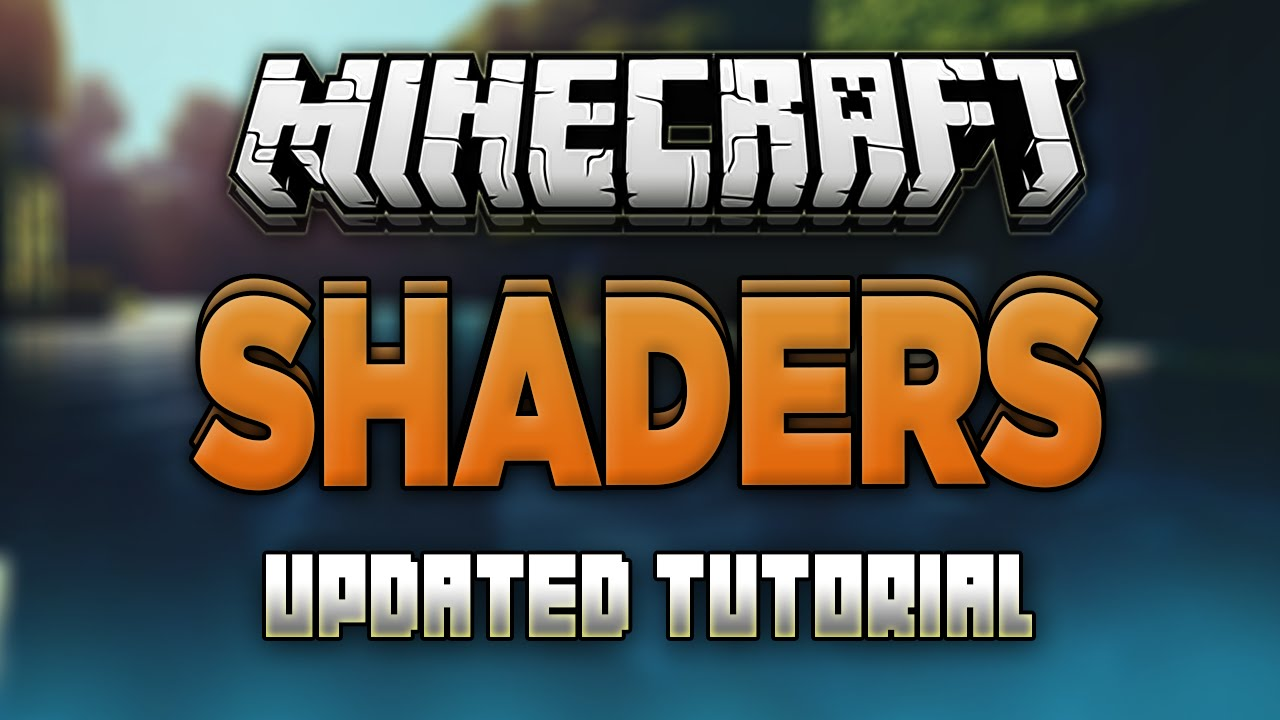 How To Install Shaders Mod In Minecraft  Updated No Forge Youtube