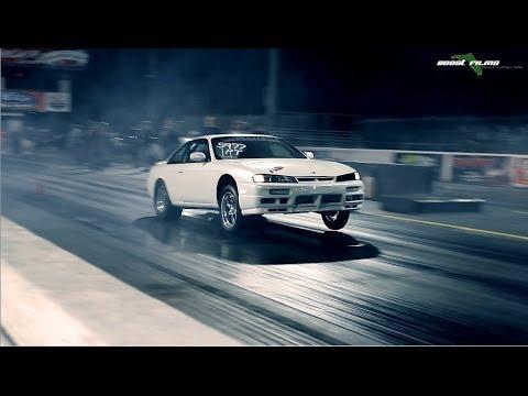 Boost Films SFL - Premiere Performance RB 240sx Personal Best!! 8.809 @161mph! [HD]