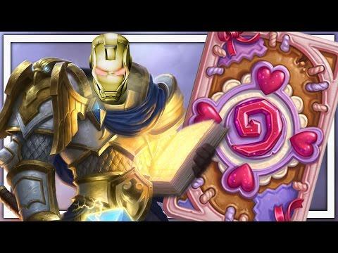 Hearthstone: Go Team Human (Warrior Constructed)