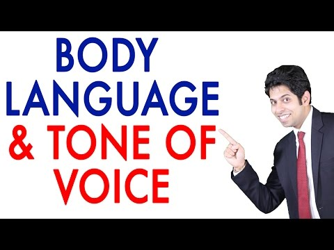 Body Language Tips in Hindi (Public Speaking - 9)