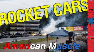 Another Jet Car From MustangMedic and American Muscle Car Show