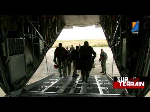 """SUR LE TERRAIN N° 21 : """"Armée de l'Air Tunisienne"""" (1ère Partie) TunisnaTV"""