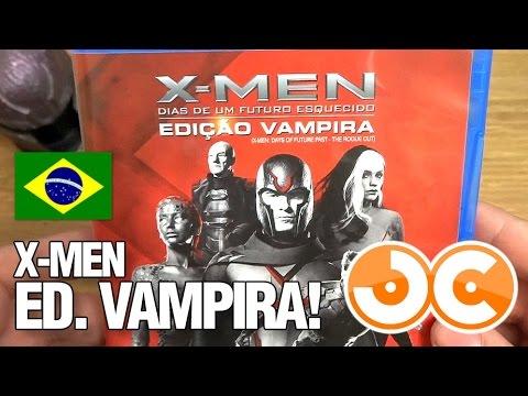 Trailer do filme X-Men: Dias de um Futuro Esquecido – Edição Vampira