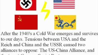 "Alternate History: ""China wins the Opium Wars"""