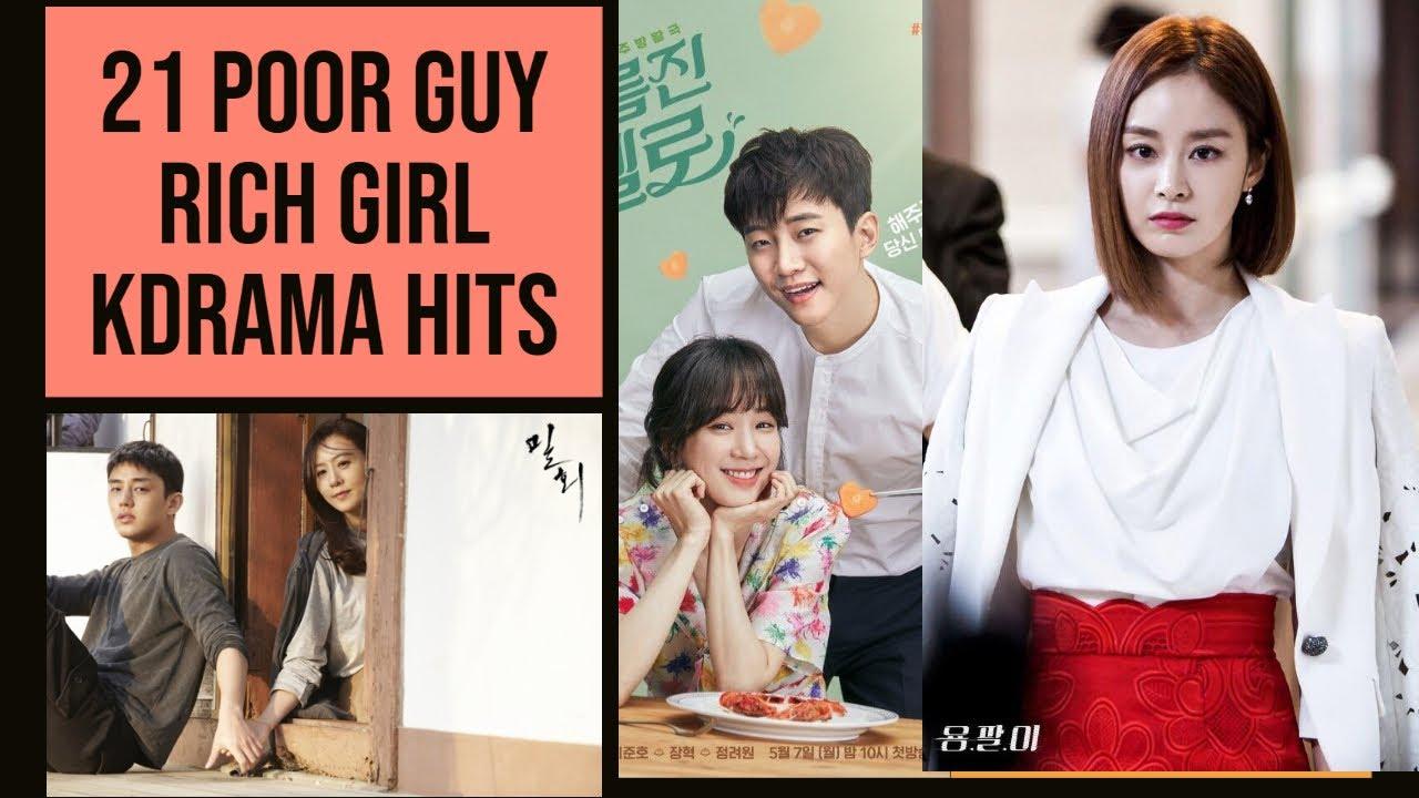 (!) best dating a rich girl poor guy korean drama 2018 2019