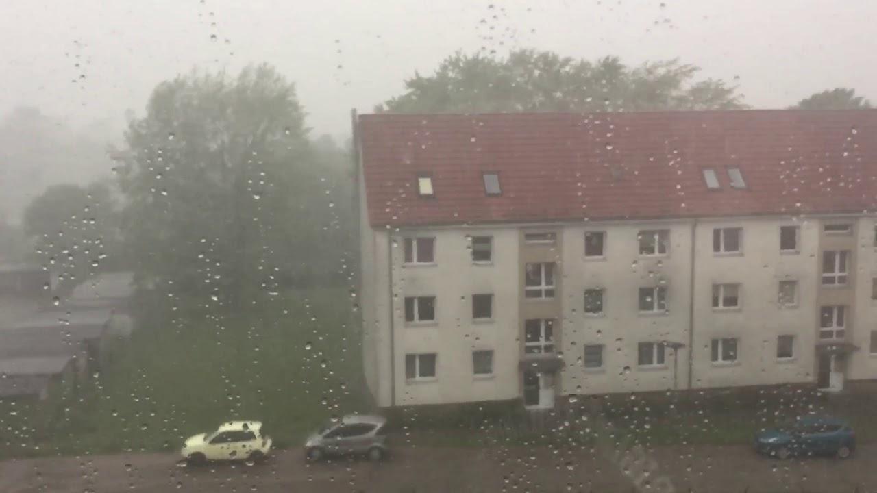 Unwetter Mecklenburg Vorpommern Gestern