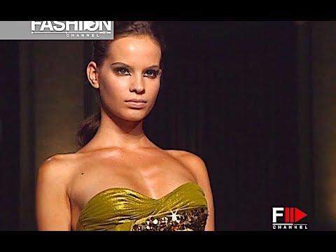 ABED MAHFOUZ Full Show Autumn Winter 2008 2009 Haute Couture - Fashion Channel