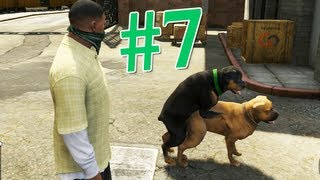Grand Theft Auto V | Ep.7 | Чоп(Полное прохождение игры Grand Theft Auto V Миссия 7: Чоп Платформа: XBOX 360 Понравилось видео? Нажми - http://bit.ly/VAkWxL Групп..., 2013-09-18T05:00:12.000Z)