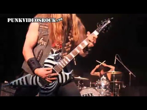 "Zakk Sabbath  ""Children Of The Grave"" at Hollywood Palladium"