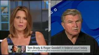 ditka tells brady not to settle with nfl sportscenter 08 12 2015
