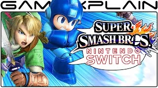 Smash Bros. Switch: What We Want to See! - Discussion (Inkling, Ice Climbers, DLC, & More - Part 1)