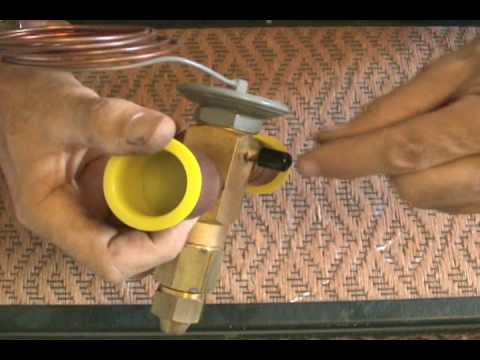 HVAC Thermal Expansion Valves