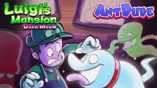 Luigi's Mansion: Dark Moon | Now Featuring A Dog - AntDude