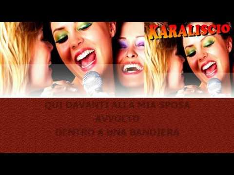 Franco Bagutti   Eravamo in 19   Karaoke