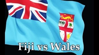 Fiji vs Wales Hong Kong 7's 2014