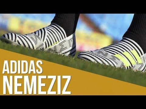 adidas NEMEZIZ// Análisis + Playtest de las nuevas botas de Leo Messi