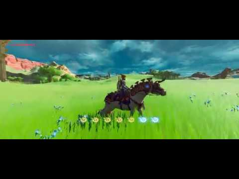 Zelda: Breath of the Wild feels totally different with a