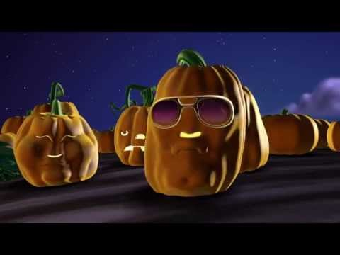 Singing Pumpkins 3D Animation Halloween