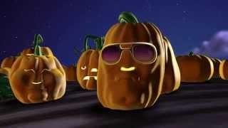Singing Pumpkins 3D Animation Halloween thumbnail