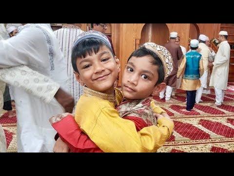 Qurbani Eid 2018. NJ USA. Sacrifice In American Village. আমেরিকাতে কোরবানি ঈদ।