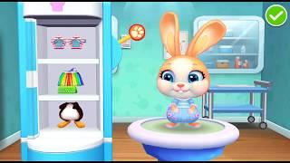 Маленький Ветеринар Игра как Мультик Лечим  Животных Играем в доктора Больница для животных Doctor
