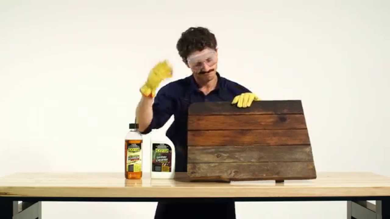 Diggers Timber Cleaner U0026 Diggers Linseed Oil Part 69