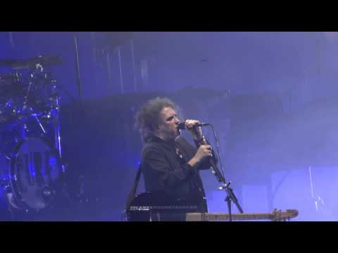 The Cure - Plainsong live in London Wembley 2 Dec 2016