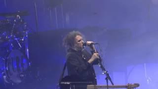 Video The Cure - Plainsong live in London Wembley 2 Dec 2016 download MP3, 3GP, MP4, WEBM, AVI, FLV November 2017