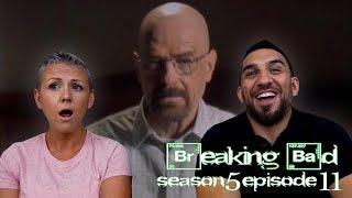 Breaking Bad Season 5 Episode 11 'Confessions' REACTION!!