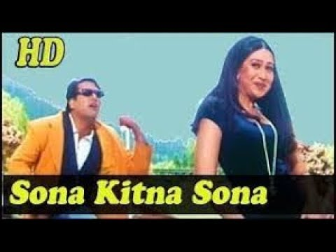 Sona Kitna Sona Hai Full HD With DJ...