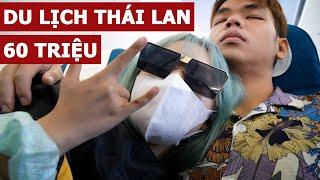 60 triệu dẫn gia đình du lịch Thái Lan (Oops Banana Vlog #112)