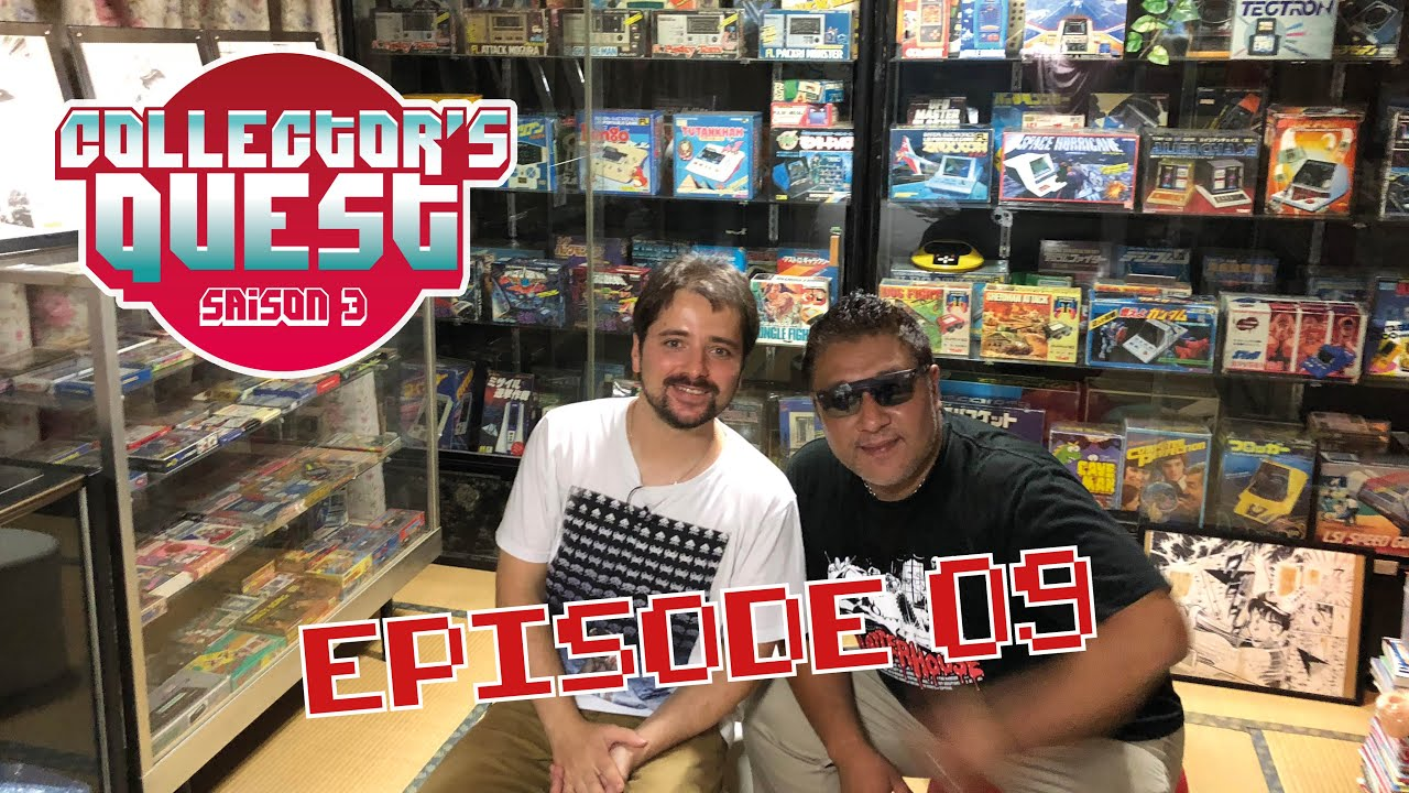 Download Collector's Quest Saison 3 au Japon (Ep.9) chez Low-san (Ibaraki)