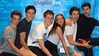 HUGE YOUTUBE GATHERING - Playlist Live 2014 Thumbnail