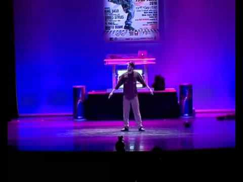 JOHN WANE (TOTAL REALITY) SPECIAL SHOW H.H.I GREECE 2010
