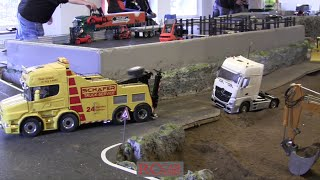 RCTKA Ettlingen - Neueröffnung - part 3 - RC truck towing