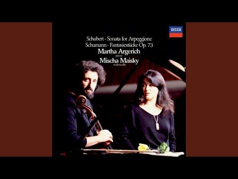 Schubert: Sonata For Arpeggione And Piano In A Minor, D.821 - 3. Allegretto