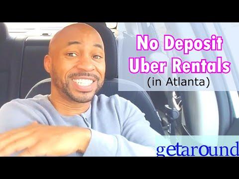 UBER Rental No $$ Down